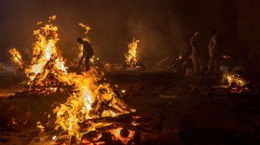 ভারত মৃত্যুর সংখ্যা লুকাচ্ছে, সিএনএনের রিপোর্টে ভয়াবহ তথ্য